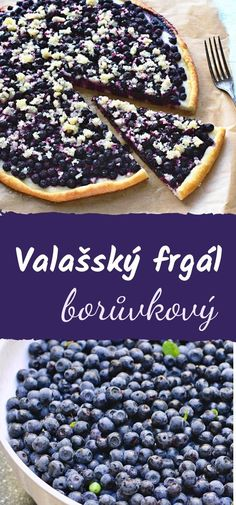 Czech Recipes, Something Sweet, Baking Recipes, Deserts, Foodies, Food And Drink, Yummy Food, Sweets, Eat