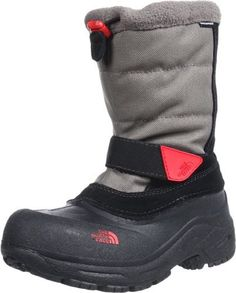 The North Face Powder-Hound II Boot - Little Boys' Graphite Grey/TNF Black, 11.0 The North Face. $38.97