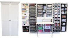 Craft Storage Cabinet Furniture 42 With Craft Storage Cabinet in Craft Storage Furniture 5350