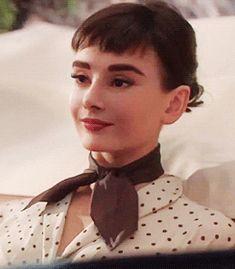 CGI Audrey Hepburn...