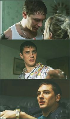 God I just love Tom as Freddie!!