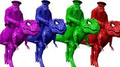 Spider Gorilla Finger Family | Spider Dinosaur Finger Family | Finger Family Rhymes | Kids Songs http://youtu.be/hLPrIJZiZhY