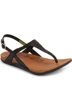 ef6f12fe562 Ahnu  Salena  Flat Sandal (Women) available at  Nordstrom Flat Sandals