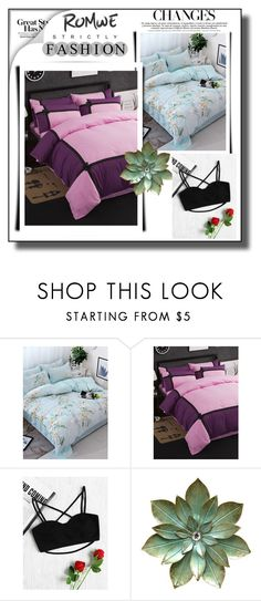 """""""ROMWE 9"""" by umay-cdxc ❤ liked on Polyvore"""