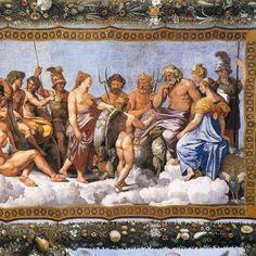 ¿Cuál es tu dios del Olimpo?