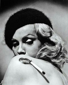 Maila Nurmi (aka Vampira), by Bernard of Hollywood Berlin Photos, Maila, Burlesque Costumes, Man Ray, Vintage Glamour, Vintage Beauty, Macabre, Old Hollywood, Illustration