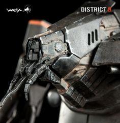 District 9 Mech