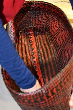 Weaving · Jill Fleming Flax Weaving, Basket Weaving, Respect Images, Maori Designs, Art Diary, Maori Art, I Give Up, Bellisima, Baskets