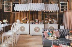 Caleb and Chelsie's Gorgeous Barn Wedding - Wedding Decor Toronto Rachel A. Clingen Wedding & Event Design
