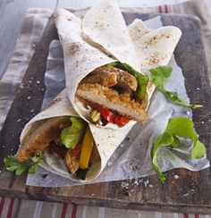 ... and roasted vegetable wrap more quorn recipes roasted vegetables try