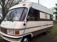 Reisemobil Fiat Hymermobil Hymer, Recreational Vehicles, Camping, Rv, Used Cars, Vehicles, Viajes, Campsite, Camper