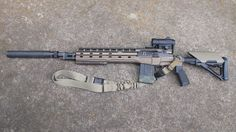 M1a.ca Blackfeather aluminum chassis
