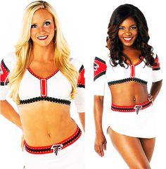 NFL Cheerleader Diet What Atlanta Falcons Cheerleaders Eat