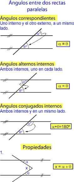 17 Ideas De Ejercicios Angulos Internos Actividades De Geometría Secante