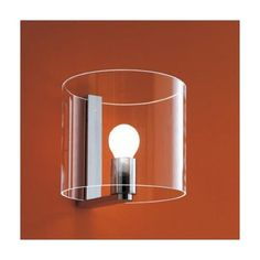CPL W1 Wall Sconce in Brushed Nickel -Open Box