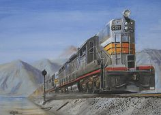 Six Axles in the Desert by Christopher Jenkins