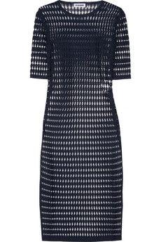 Jil Sander  Open-knit dress  $1,570