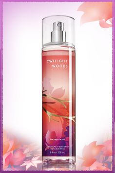 Wrap yourself with warm & enticing fragrance in a single mist — perfect for every day! #TwilightWoods