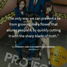 Project Loki, Wattpad Stories, Mystery Thriller, The Only Way, Detective, Quotes, Books, Wallpaper, Couples