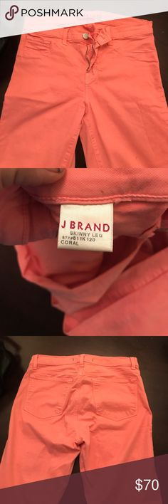J brand jeans size 28 Skinny fit jeans in good condition.  A bit washed out but other wise great. J Brand Jeans Skinny