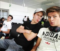 Stephan Leyhe, Andreas Wellinger, Ski Jumping, Volleyball, Sport, Skiing, Germany, Jumpers, Boys