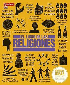 Juvenil Materia - Religión. Feb. 2017. El libro de las religiones (Grandes temas).