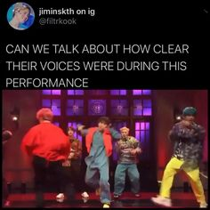 I believe this was a few weekends before the BTS concerts in Chicago. But I remember my dad liked hoseok's shoes a lot and Jin's shirt lol. I think he also said he liked the bwl performance better LOL my dad is a secret stan😭 Bts Memes Hilarious, Bts Funny Videos, Seokjin, Namjoon, Taehyung, Hoseok, Foto Bts, Bts Bangtan Boy, Bts Jungkook