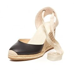 Soludos Tall Leather Wedge. MUST HAVE IT!!