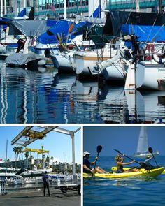 Redondo Beach Marina,  Redondo Beach, CA