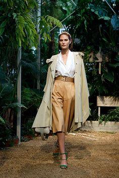 Hermès at Paris Fashion Week. Credit: PATRICK KOVARIK/AFP