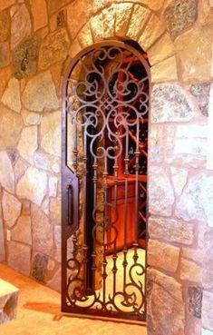 Handtrail-58 - Wrought Iron Doors, Windows, Gates, & Railings from Cantera Doors