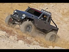 2011 Hauk Designs Jeep River Raider - Front And Side Drive Tilt - 1920x1440 - Wallpaper
