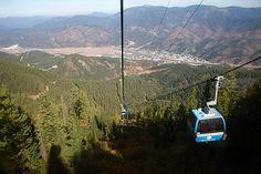 Longest single-stage gondola in the world-Silver Mountain Ski Resort, Kellogg, Idaho