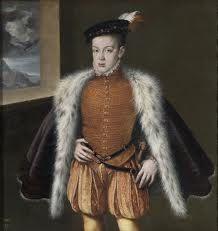 Jubon: Vestidura esencialmente masculina, que va desde los hombros ceñida hasta la cintura. En el siglo XVI era la prenda mas importante, las mangas se hicieron cada vez mas anchas y a menudo estaba acuchilladas o eran mangas de bandas.