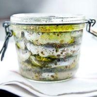 Préparez vous-mêmes vos sardines à l'huile !