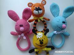 Погремушки -для малышей игрушки