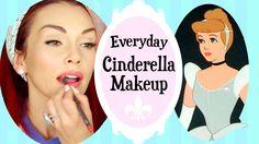 Everyday Disney Princess Cinderella Makeup | Kandee Johnson