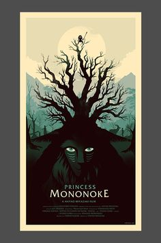 An amazing Olly Moss poster apperently only available at ComicCon. And I didn't know :(