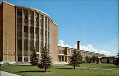 Civic Auditorium and Idaho Falls High School That's where I spent my high school years