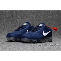7cbd5b9788e Nike Air Vapormax Flyknit 2018 Royal Blue White Top Deals