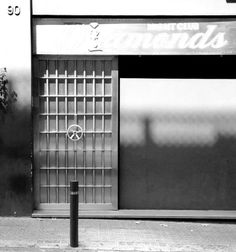 Night Club Door   Photo by 08023 Architects - Barcelona   #Doors #Architects