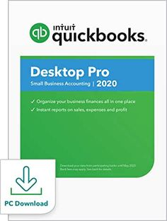 Amazon.com : Software Small Business Accounting Software, Best Accounting Software, Remote Desktop Services, Quickbooks Pro, Create Invoice, Bank Fees, How To Apply, How To Get, Business Organization