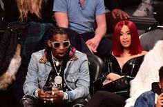 Hip Hop New, Love N Hip Hop, New York In December, February 5, Best Song Ever, Best Songs, Celebrity Couples, Celebrity Gossip, Cardi B Quotes