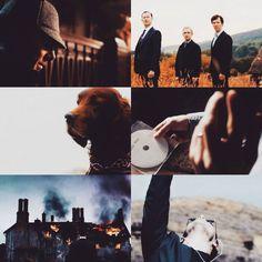 Sherlock S04 EP03 The Final Problem. Season 4. Episode 3.