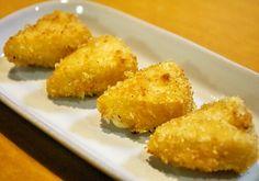 カマンベールチーズのフライ : つぶやきレシピ-140文字以内のレシピサイト-
