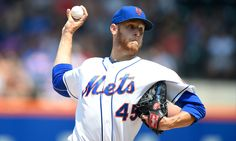 Zack Wheeler Truly A Wild Card in Mets Rotation = It isn't a mystery why the Mets rotation is considered likely to be one of the best in baseball in 2016. As I've discussed in these pages, their combination of youth and ability has the potential to produce.....