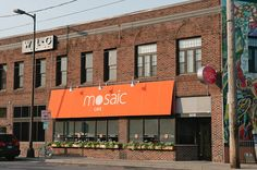 Mosaic Cafe // Longfellow, Minneapolis
