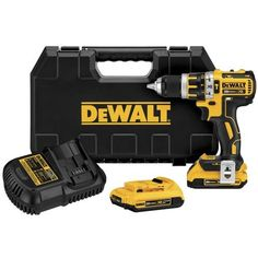Special Offers - DEWALT DCD795D2 20V XR Lithium Ion Brushless Compact Hammer Drill Kit - In stock & Free Shipping. You can save more money! Check It (April 04 2016 at 08:37AM) >> http://hammerdrillusa.net/dewalt-dcd795d2-20v-xr-lithium-ion-brushless-compact-hammer-drill-kit/