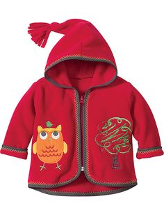 Best Ever Baby Jacket. It really is. My noodlebug needs one for the fall.