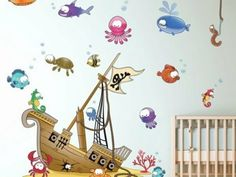 Wall decals for kids rooms cute wall decals kids bedroom wall decoration ideas kids room home designer pro videos Childrens Wall Stickers, Removable Wall Stickers, Kids Wall Decals, Rooms Home Decor, Home Decor Trends, Decor Ideas, Bedroom Wall, Kids Bedroom, Kids Rooms